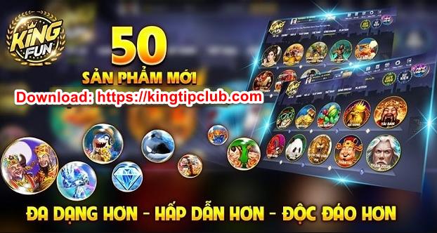 Hình ảnh kingtip in Tải king.fun otp - Kích hoạt tài khoản kingfun otp thành công